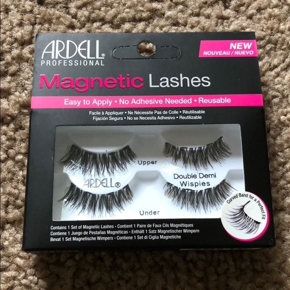 27aab9d3293 Ardell Makeup | Double Demi Wispies Magnetic Lashes | Poshmark